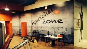 zona funcional